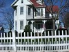 Victorian house, Laytonsville, Maryland 11-26-04